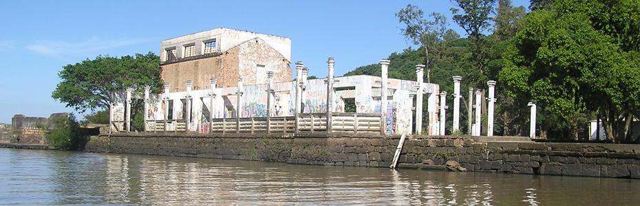 Em Belém tem... ruínas do Poletto
