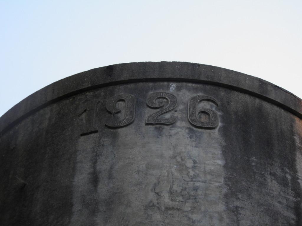 Caixa D'água 1926