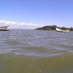 Barcos em Belém