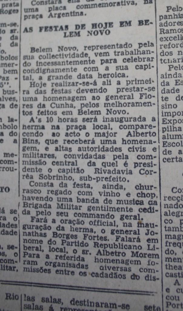 Correio do Povo - 15-09-1935 (excerto p.12)