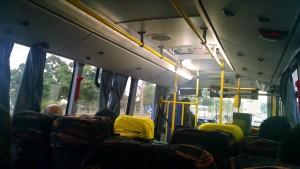 1ª viagem Bairro - Centro 07-11-2014 - 06h